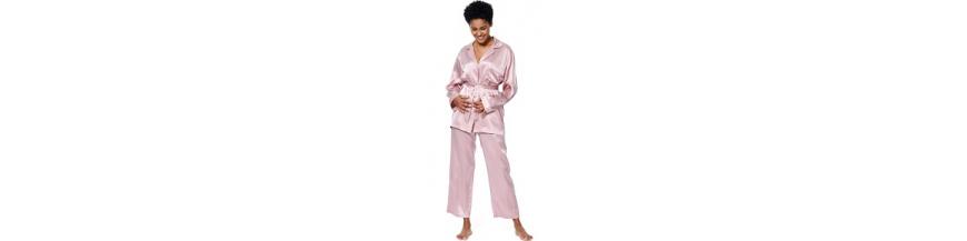 Pyžama, župany, tepláky